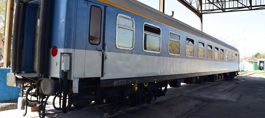 مسیرهای حرکت قطار کویر