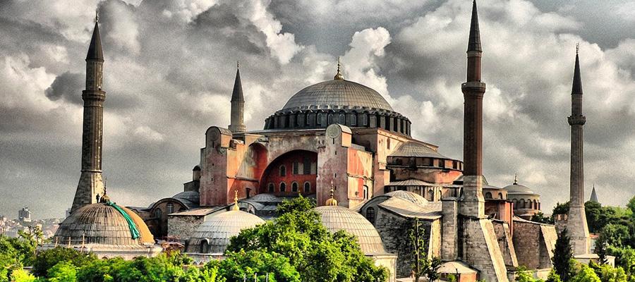 مسجد و موزه ایاصوفیه، بهترین مکان دیدنی استانبول در زمستان