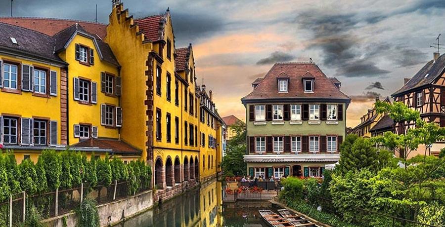زیباترین روستای فرانسه