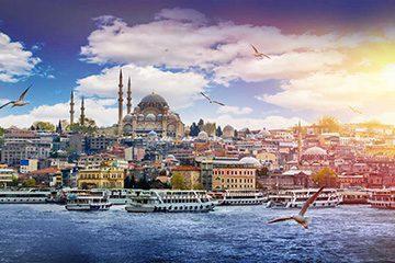 مکان های دیدنی استانبول ترکیه