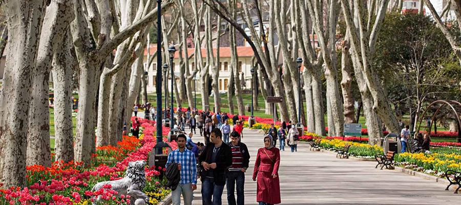 فستیوال خرید، بهترین زمان سفر به استانبول برای خرید همه چیز