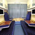 تصاویر قطار پرستو