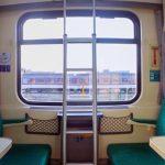قطار سبز