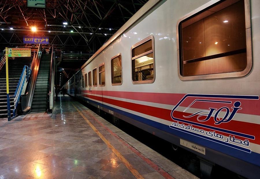 ویژگی ها، خدمات و امکانات قطار نور