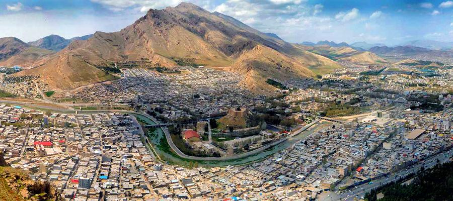 لیست مکان های دیدنی خرم آباد با آدرس