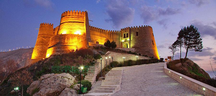 معرفی مکان های تاریخی خرم آباد