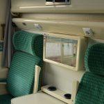 عکس قطار سبز