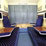 قطار پلور سبز تهران شیراز