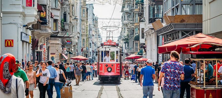 زمان حراج تابستانی در استانبول
