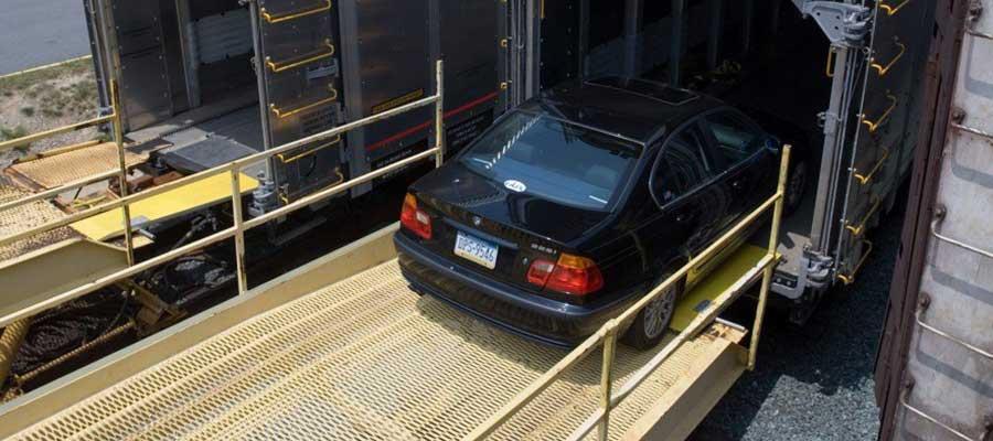 خرید اینترنتی بلیط حمل خودرو با قطار