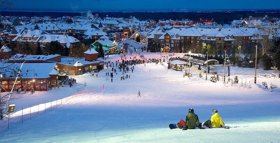 بهترین فستیوال های زمستانی کانادا
