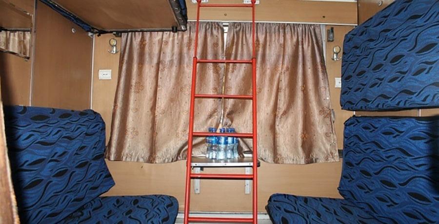 تصویری از قطار 6 تخته پارسی جوپار