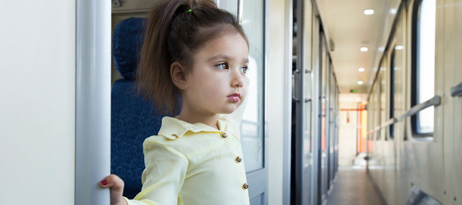 امن ترین قطار لوکس کشور
