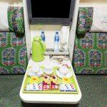 تصاویر قطار سبز