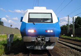 قطار پردیس سالنی