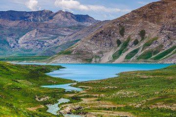 بهترین جاهای دیدنی تهران و رودخانه های معروق آن