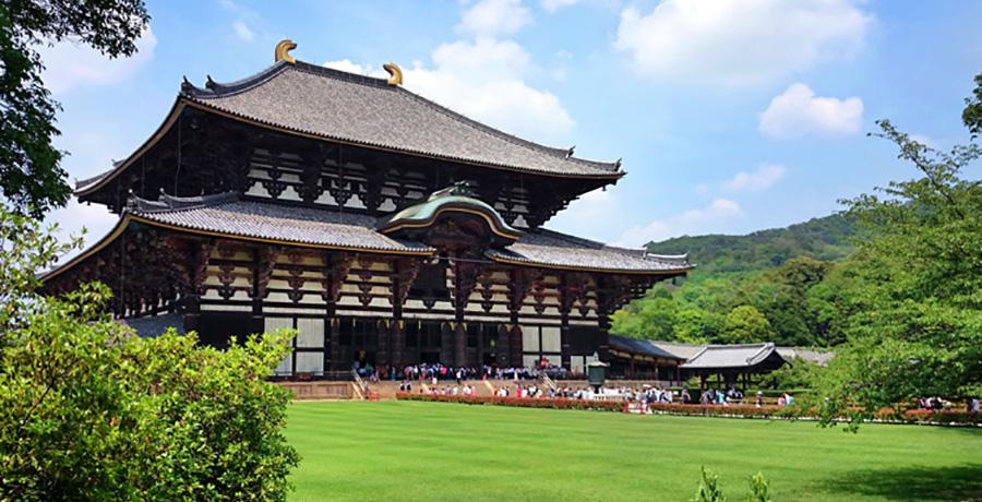 تودای جی، معبدی 700 ساله در ژاپن