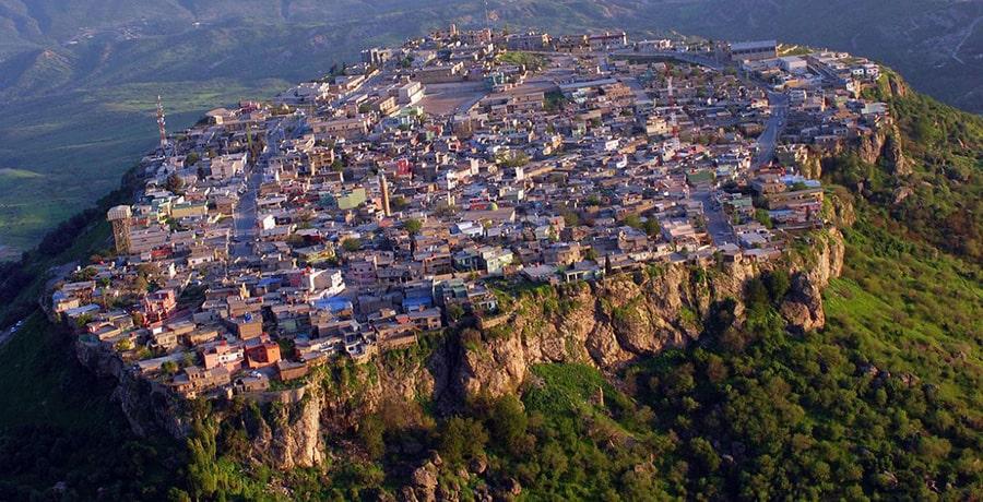 کردستان، بهترین مقصد سفری در تابستان