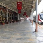 قیمت بلیط قطار تهران استانبول