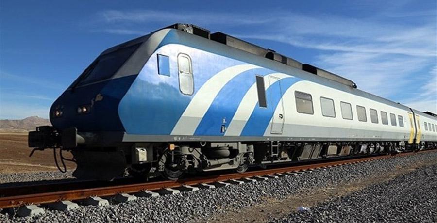 قطار سریع السیر تهران قم اصفهان