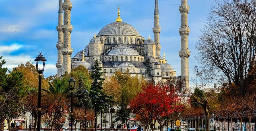 خرید بلیط قطار تهران استانبول