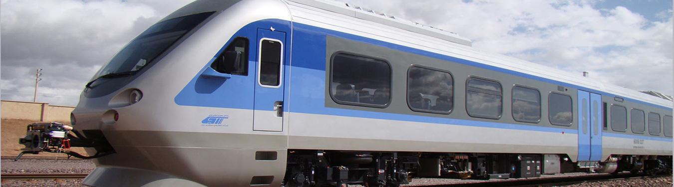 قطارهای حومه ای ایران