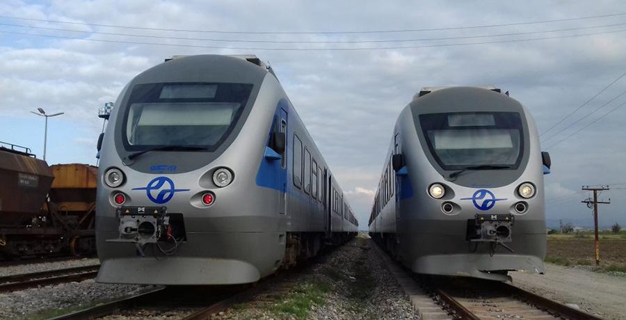قطارهای حومه ای تهران گرمسار