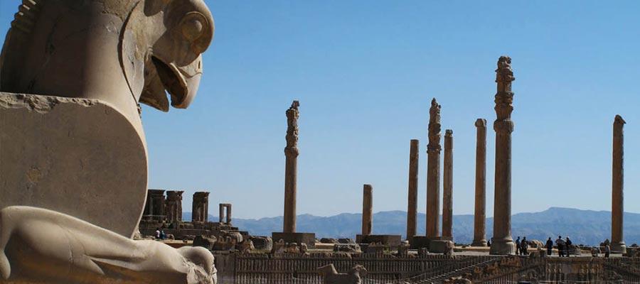 شهر تاریخی تخت جمشید
