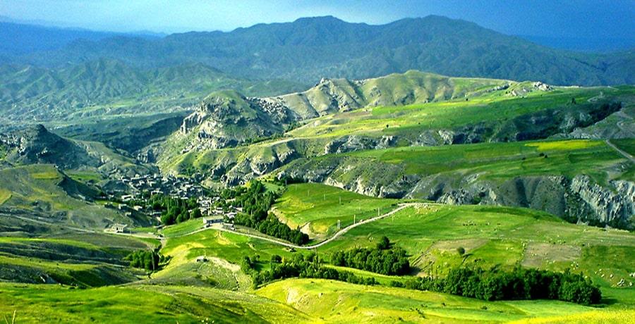 گردشگری اردبیل، سفر تابستانی به اردبیل