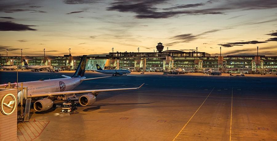 فرودگاه های بین المللی ایران