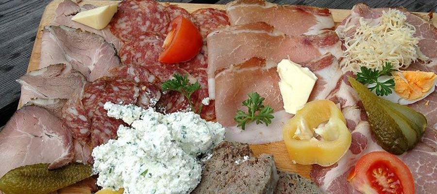 برتیائوزه؛ غذای کوه های آلپ