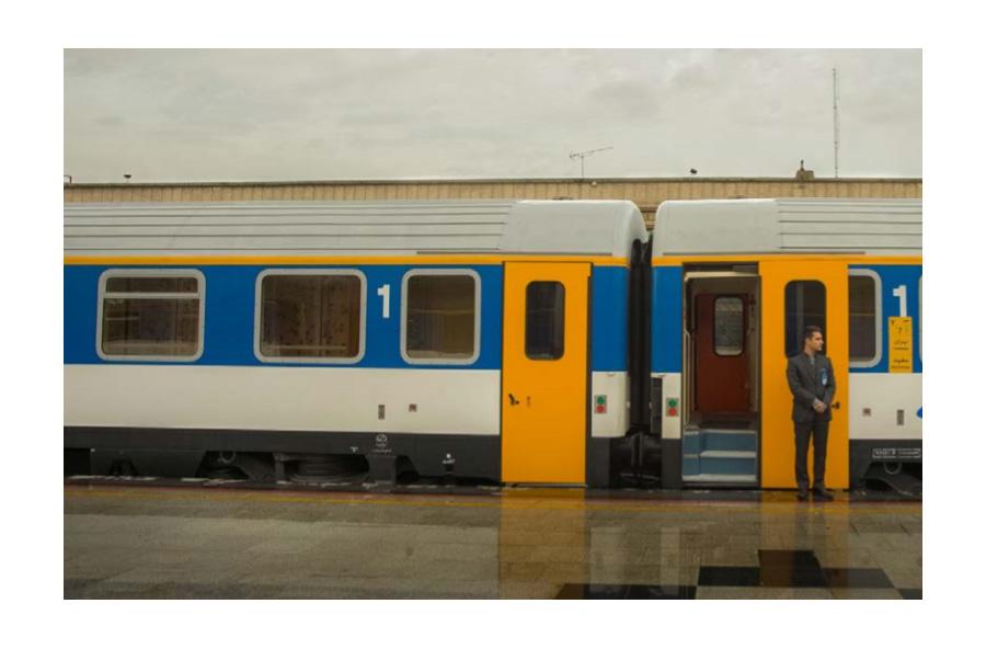 قطار البرز تهران بندرعباس