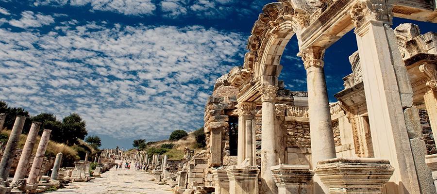 افه سوس (Ephesus) - زیباترین شهر تاریخی ترکیه