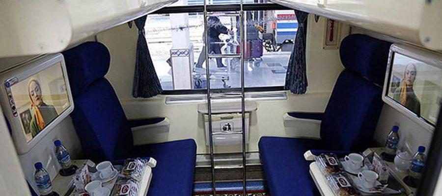 قطار غزال مناسب ترین قطار به بندر عباس