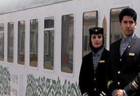 قطار فدک؛ لوکس ترین قطار ایران