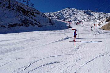 بهترین پیست اسکی در ایران
