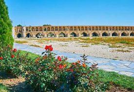 بهترین فصل سفر به اصفهان