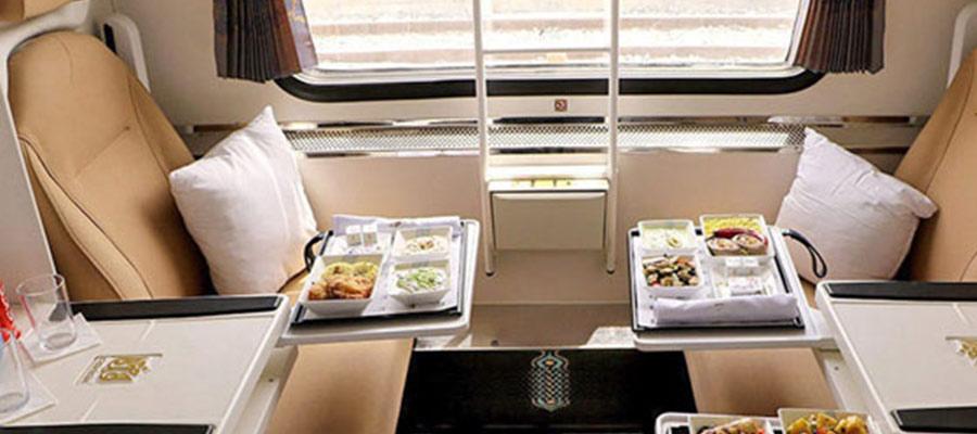بهترین قطار به بندرعباس؛ قطار جوبار