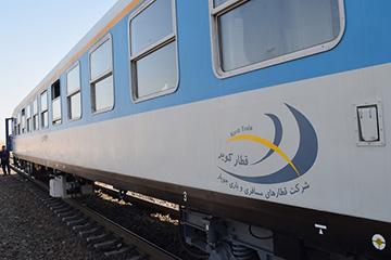 قطار کویر، قطار 6 تخته جوپار