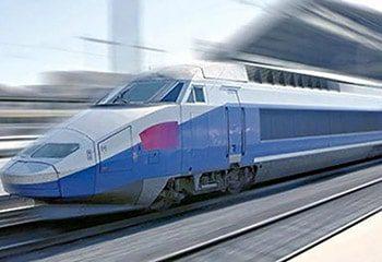 سفر با قطار سریع السیر
