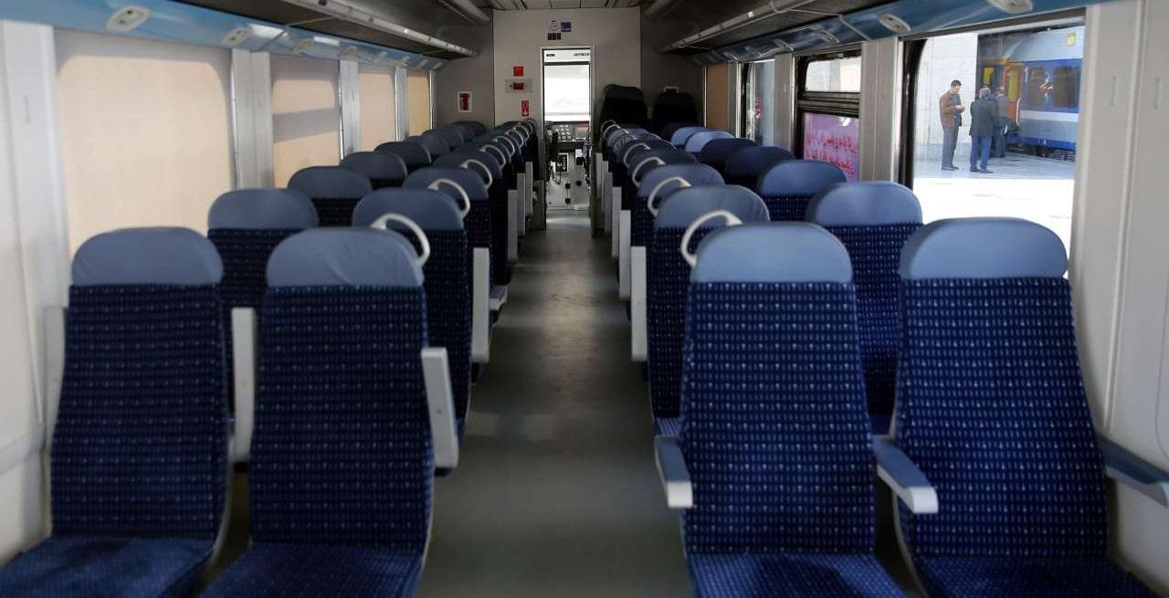 قطار اتوبوسی ارم ریل باس