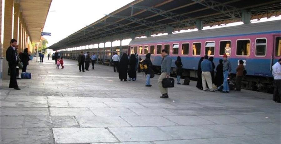 راه آهن بندرعباس، فاصله مشهد تا بندرعباس