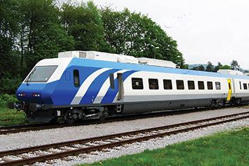 قطار تندروی پردیس - سریع سفر کنید!