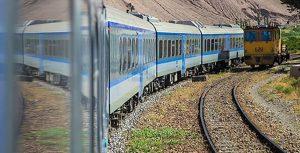 تصویر قطار نسیم رجا