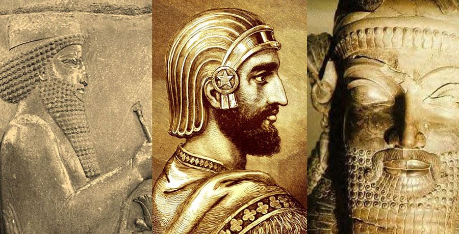 تمدن ایران باستان