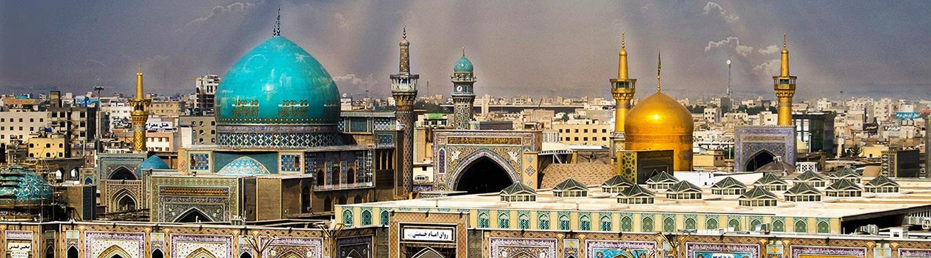 مسیر قطار شیراز مشهد