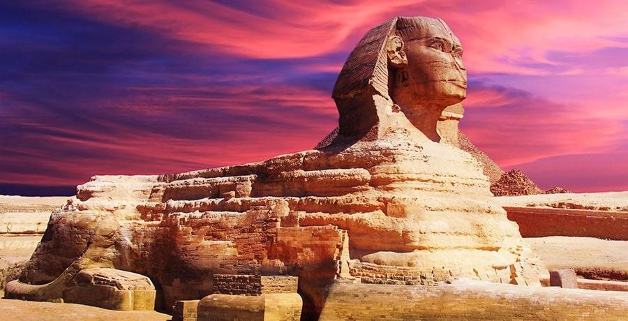 تمدن سه هزار ساله مصر