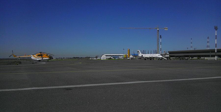 فرودگاه آبادان، برنامه پروازهای داخلی