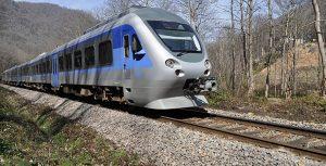 تصاویر قطار ارم ریل باس