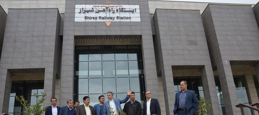 اطلاعاتی درباره ایستگاه های راه آهن شیراز و مشهد